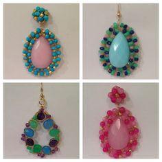 New KEP earrings!
