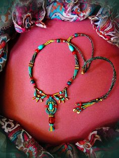 ~ Gypsy soul,delicate bead jewelry ~ | Flickr: Intercambio de fotos
