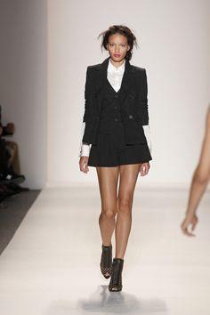 Rachel Zoe Spring 2014 #fashion #style #Runway #RTW