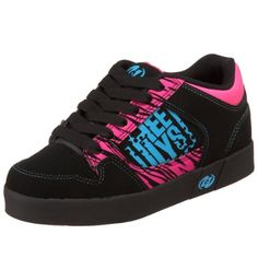 Heelys Caution Roller Skate Shoe (Little Kid/Big Kid) Heelys. $47.88