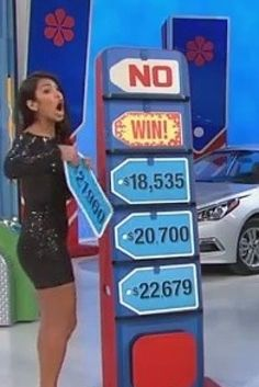 'Price Is Right' Model Accidentally Gives Away A Car In Huge Fail