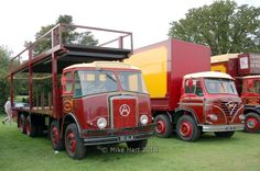 1960 Atkinson and 1967 Foden