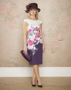 Rhonda Rose Dress. Perfect for the Races, christening, wedding as mother of the bride