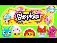 www.hellohappysurprise.com Shopkins YouTube Video Bakery Playset