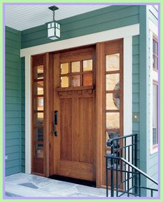 wood front doors craftsman style-#wood #front #doors #craftsman #style Please Click Link To Find More Reference,,, ENJOY!!