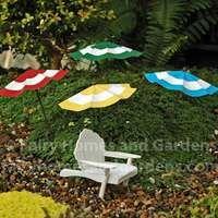 Colorful Miniature Umbrellas