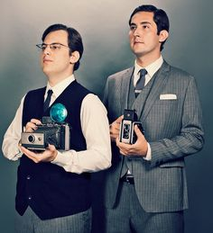 I admire Mike Krieger and Kevin Systrom, Instagram founders, sounds familiar?