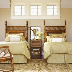 Island Estate Twin Bedroom Group by Tommy Bahama Home
