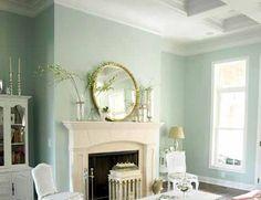 Sherwin  williams rainwashed-- master bedroom wall color?