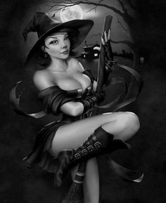 Opinion hot sexy witches you
