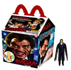 """Blacula"" Happy Meal"