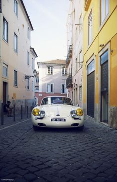 Portuguese Porsche 356 Is An Outlaw Roaming Lisbon • Petrolicious