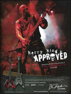 Cort Guitars, Dean Guitars, Kerry King Slayer, Derek Trucks, Mick Thomson, Guitar Books, Ron Woods, Guitar Magazine, Guitar Cable