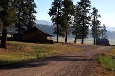 Resultado de imagem para longmire cabin