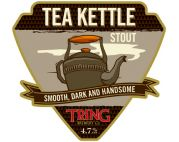 Tring Brewery Tea Kettle Stout (on tap at The Saltcot)