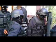 فيديو ...لقطات مصورة تظهر لحظة إعتقال أحد أعضاء خلية فاس !!!