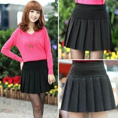 Popular Pleated School Skirts for