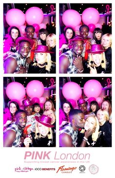 Marcel and Gabby from Love Island celebrate #PINKLondon2017 in the #PhotoBooth, #SelfieBooth #London #Soho.  Book the White Label Booth for your next event! www.whitelabelbooth.co.uk