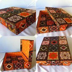 Caixa Azulejos Mouros  www.munayartes.com