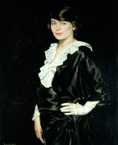 Gipsy by Howard Somerville (1874-1952)