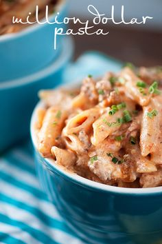 An easy dinner recipe full of pasta, cheese, and tomato sauce.