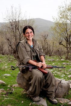 Kurdish Freedom Fighters PKK HPG PJAK YJA STAR, They are fighting for direct democracy, women's liberation, secularism, and autonomy.