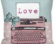 Capa Almofada Love - 40x40