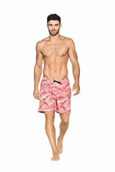 Agua Bendita Swimwear Men's Bendito Babor Swim Short - Pantaloneta ♒Thank You♒I Love You♒