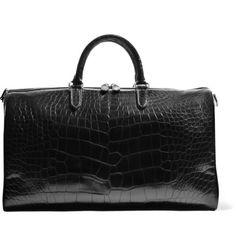 Ralph Lauren Purple Label Alligator Weekend Bag ($24,000)