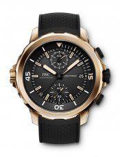 "IWC Aquatimer Chronograph Edition ""Expedition Charles Darwin"" 44 mm IW379503"