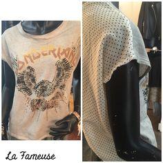 Tee-shirt collection custom