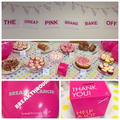 young breast cancer fundraising ideas