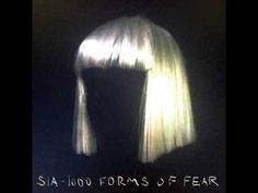 "(Sia, 1000 Forms of Fear) I love this album, ""Fair Game"" is wonderful as well as ""Chandlier"", ""Elastic Heart"" and well the entire album! Elastic Heart, Maddie Ziegler, Music Album Covers, Music Albums, Pop Albums, Rihanna, Beyonce, Sia New Album, Katy Perry"