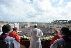 Mensaje de Papa Francisco para la Pascua 2013