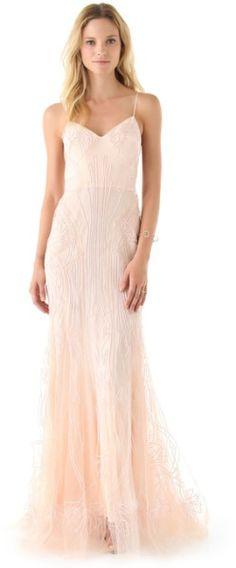 Love this: Sweetheart Mermaid Dress @Lyst