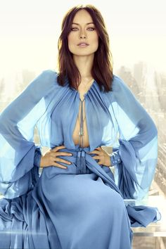 thingsipedia: Olivia Wilde – Marie Claire Magazine Photoshoot