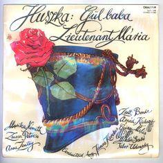 Gül Baba Lieutenant Maria Jeno Huszka Operettas with Librettos by Martos Ferenc: Hungarian State Orchestra Vintage Vinyl Record Import LP