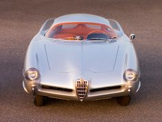 1953 Alfa Romeo Bertone BAT - just LOOK at it!!!