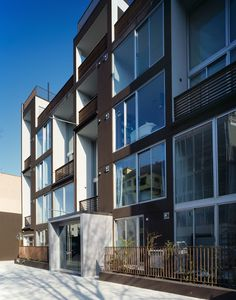 Multi unit residential projects- Architecture | Hello Living LLC | Archinect