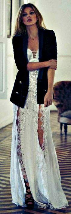 Masha Novoselova for Elle Spain.