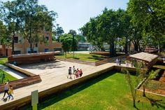 © Nelson Kon Ano Projeto: . Area unit: . Colaboradores: Grau Engenharia. Arquitetos: Levisky Arquitetos Associados e Anna Julia Dietzsch. Fotógrafo: Nelson Kon, Renata Gomes