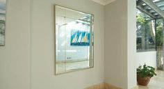 Overmantels Contemporary Mirrors mirrors