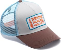 Nice colors on this retro hat...yup, 1974 sounds about right.
