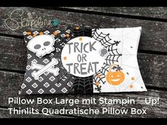 Pillow Box Large mit Thinlits Pillow Box von Stampin´  Up!® (HD)