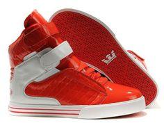 52507c2f4fee5  Women s Supra TK Society Red White Shoes Supra Shoes Men
