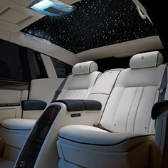 Rolls Royce Phantom Series II Interior. Serious.