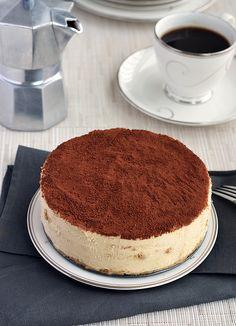 Paleo Tiramisu Cheesecake - Paleo Fondue #paleo #eggfree #glutenfree #grainfree #vegan option