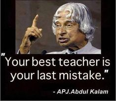APJ Abdul Kalam Quotes and thoughts in Hindi & English. Famous inspiring and motivational quotes on student, teacher, Leadership, Job, Education. Apj Quotes, Life Quotes Pictures, Picture Quotes, Motivational Quotes, Qoutes, Hurt Quotes, Status Quotes, Girly Pictures, Photo Quotes