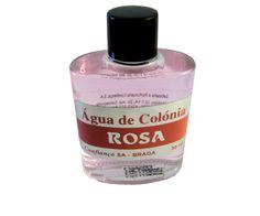 Água de Colónia Rosa 30ml