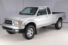 Bid for the chance to own a 2003 Toyota Tacoma Xtra Cab at auction with Bring a Trailer, the home of the best vintage and classic cars online. Tacoma 2000, 2003 Toyota Tacoma, Tacoma 4x4, Chevy Trucks Older, Old Ford Trucks, Lifted Chevy Trucks, Pickup Trucks, Best Classic Cars, Classic Cars Online